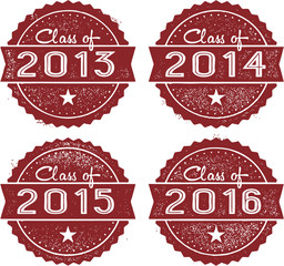 Graduation Class of Stamps