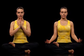 Yoga Pose Series