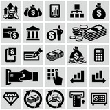 Finance & banking icons set