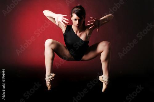 Fototapeten,akrobat,teenager,agility,aufspannung