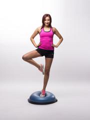 Bosu Training Balance
