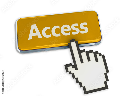Access button and hand cursor