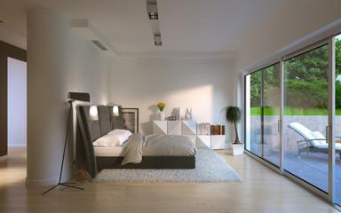 luxus schlafzimmer - luxury bedroom