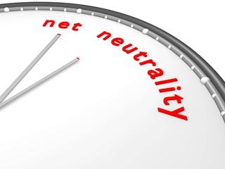 Zeichen der Zeit / net neutrality_Internet & Nutzung - 3D