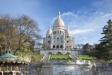 Sacré coeur Basilique Montmartre Paris