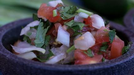 Mexican Tomato Onion