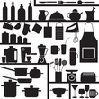 Kitchen related symbols