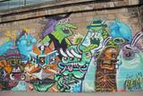 Graffiti in Vienna - 51715026