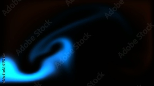 Abstract Smoke-Style Background - HD Video