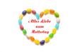 Alles Liebe zum Muttertag mit Gelee Dragees