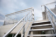 New metal staircase - 51718445