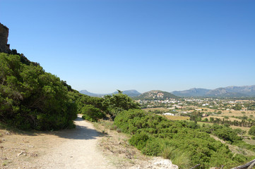 path near pollensa