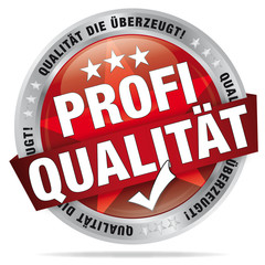 Profiqualität - Qualität die überzeugt