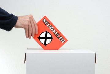Neuwahlen
