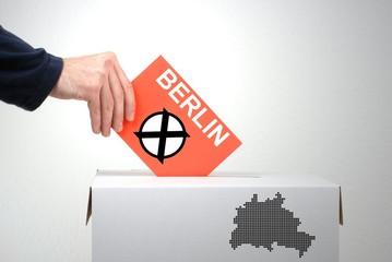 In Berlin wird gewählt