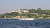 Topkapi Palace from the waterside, Istanbul, Turkey