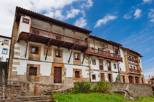 Beautiful Old Spanish Cottages