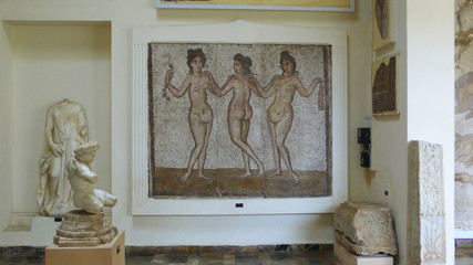 Musée de Cherchell-Algerie