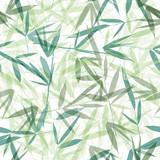 Fototapety Bambusblätter