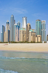 Dubai Maria, vue de la mer