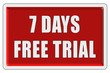 Glassy Button rot 7 DAYS FREE TRIAL