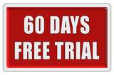 Glassy Button rot 60 DAYS FREE TRIAL