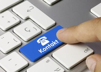 Kontakt tastatur finger 1
