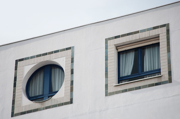 détail architecture moderne