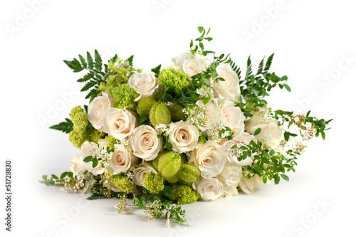 Mazzo di fiori con gonforicarpus
