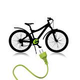 Fototapety E-Bike