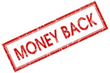 money back red stamp