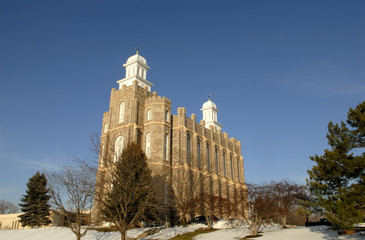 Logan Temple of the LDS Church