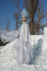 снежная королева 5