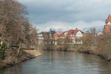 European Quarter in Strasbourg, France