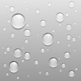 Water Drops poster