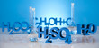 Chemistry formula background