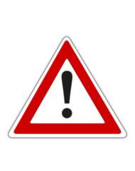 Achtung Gefahr, Dikkat Tehlike