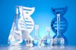 Chemistry, DNA molecules