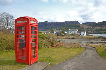 Scottish Phonebox