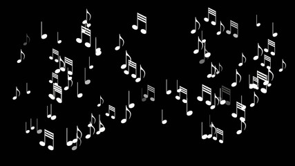 Musical Notes / Design Element