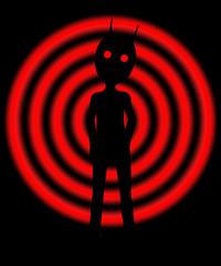 Devil Outline