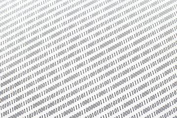 パソコン―バイナリーコード