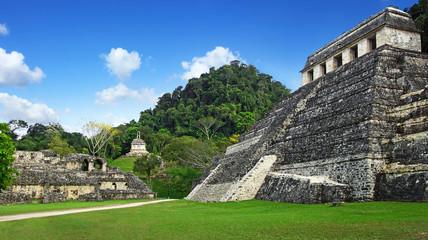 temples de Palenque