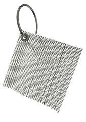 Zulu Bead Key Ring