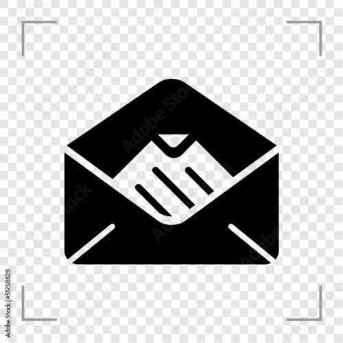 Online Newsletter Icon Online Newsletter Icon