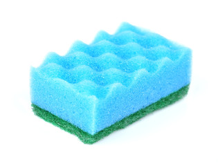 Sponge. Means for cleaning