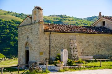 Santuario Giovanni Paolo II, San Pietro alla Ienca Abruzzo Italy