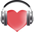 to good music listen heart
