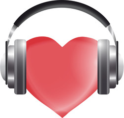 to good music listen heart
