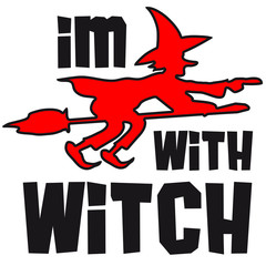 Im With Witch